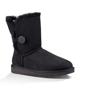 UGG® Bailey Button Suede Boots Women's Size 7
